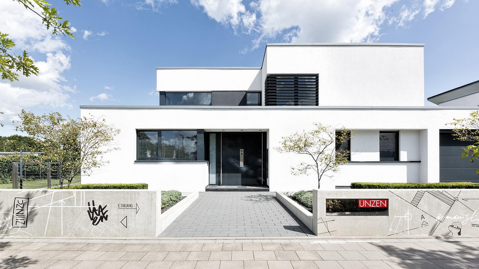 Unzen, Mönchengladbach - Unzen Architektur Architektur und ...