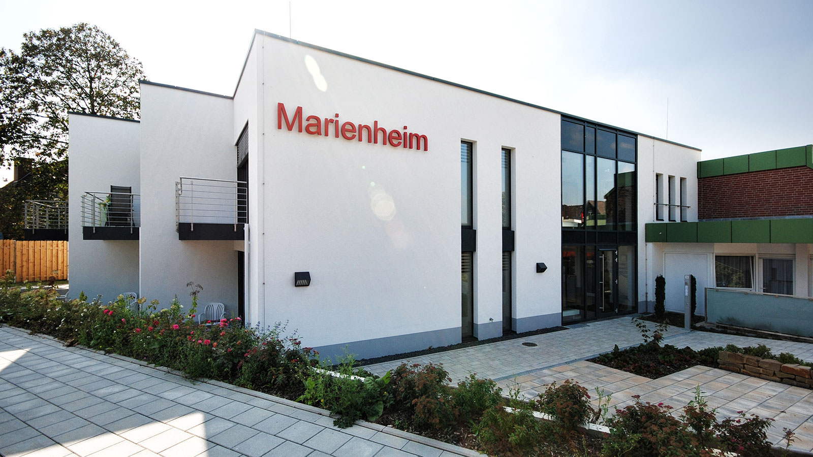 Marienheim nettetal for Architektur oder innenarchitektur